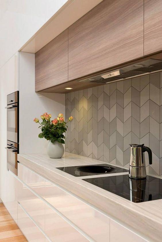 27 ejemplos disenar correctamente una cocina pequena 11 - Ejemplos cocinas pequenas ...