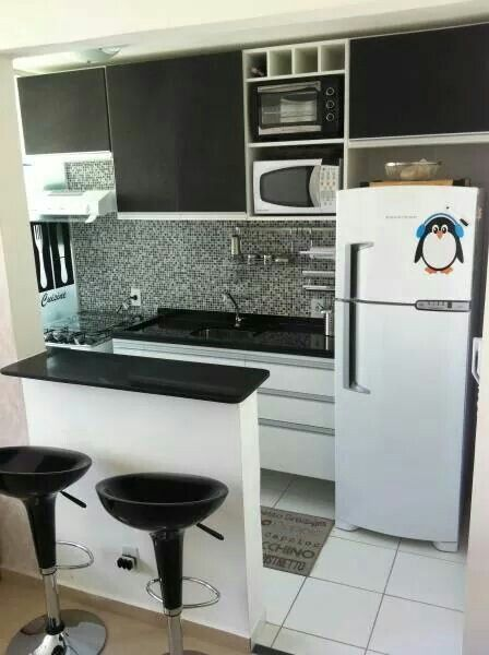 27 ejemplos disenar correctamente una cocina pequena 13 - Disenar la cocina ...