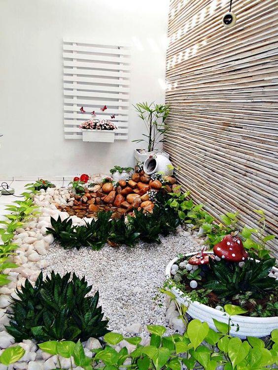 Ideas Para Crear Un Jardin Bonito Y Pequeno En Cualquier Parte De