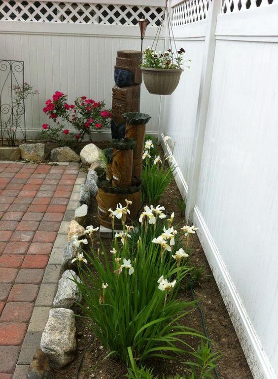 27 ideas crear jardin bonito pequeno cualquier parte casa for Decorar jardin economico
