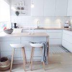 Cocinas con estilo nórdico