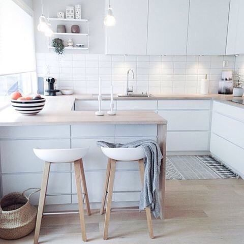 Cocinas estilo nordico 10 decoracion de interiores - Cocinas estilo nordico ...
