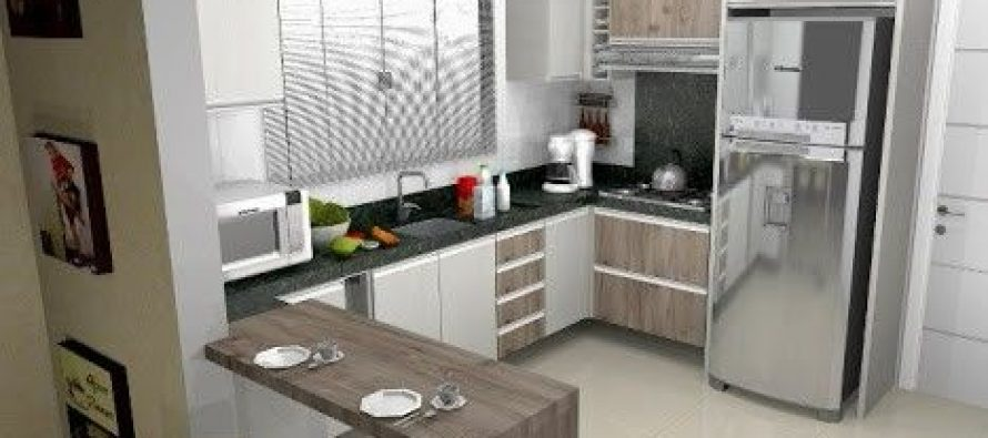 Cocinas en l que te van a gustar si tu casa es peque a for Cocinas pequenas en l