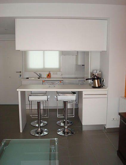 Cocinas peque as grandes ideas para espacios reducidos for Cocinas muy baratas