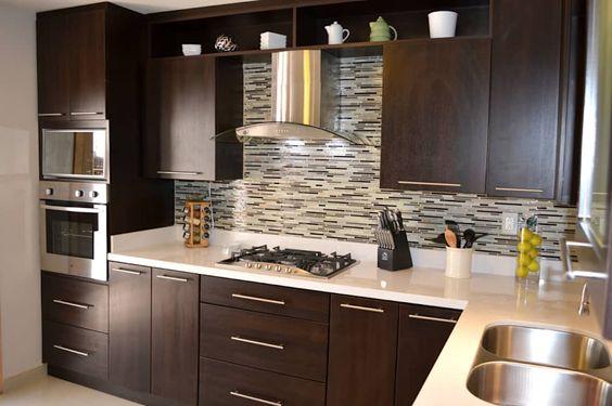 Cocinas pequeñas | Grandes ideas para espacios reducidos
