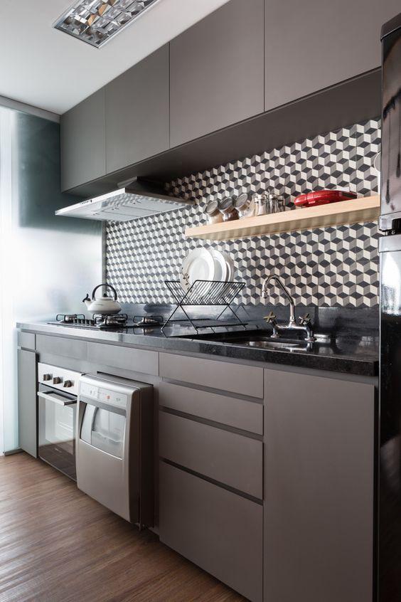 Cocinas peque as para espacios peque os decoracion de - Cocinas para espacios reducidos ...