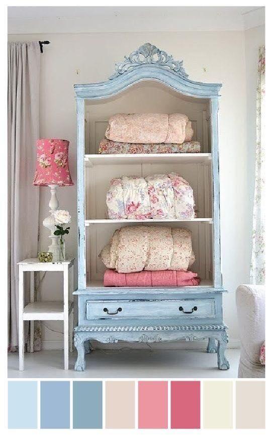 Crea tu propio guardarropa reciclando muebles - Muebles estilo barroco moderno ...