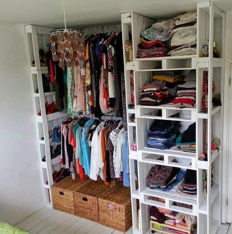 Crea propio guardarropa reciclando muebles 9 for Crea la mia casa