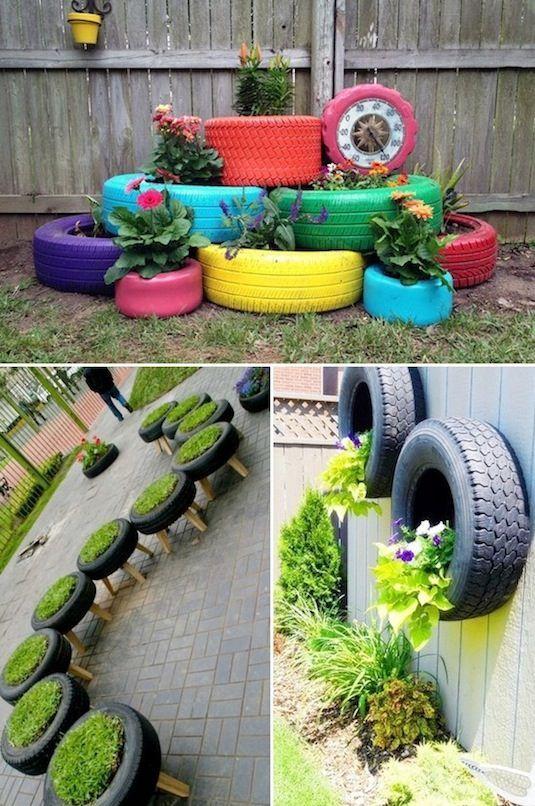 Decora tu patio con menos de 1000 pesos