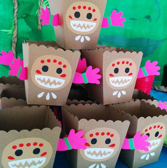 Decoracion cumpleanos tematica moana 24 como organizar la casa fachadas decoracion de - Decoracion para cumpleanos infantiles en casa ...