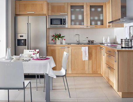 decoration of small and simple kitchens (3)