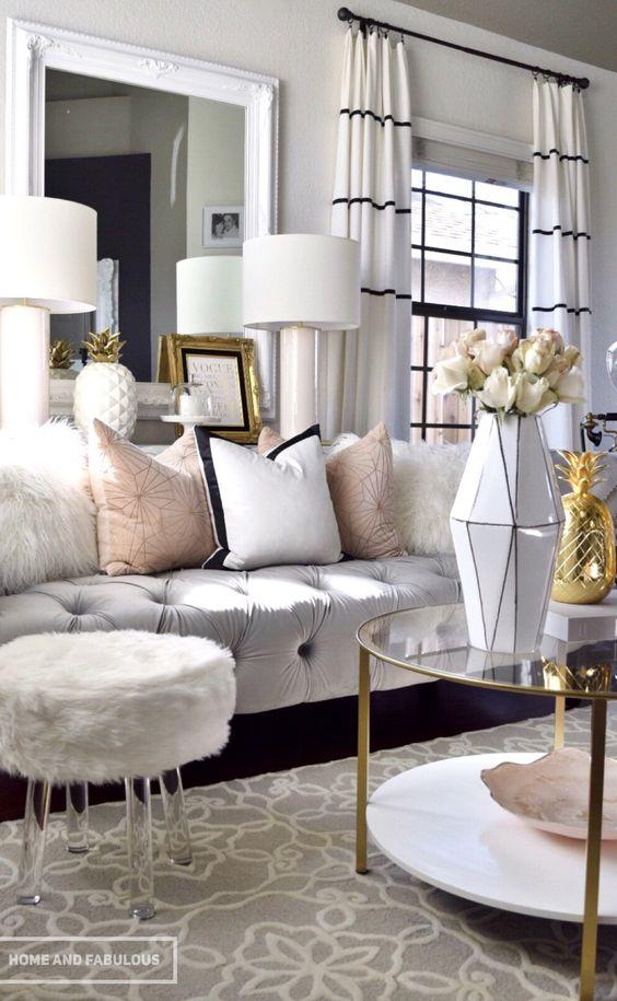 decoracion de salas modernas y lujosas (1)