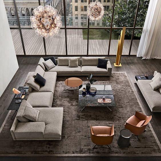 decoracion de salas modernas y lujosas (3)
