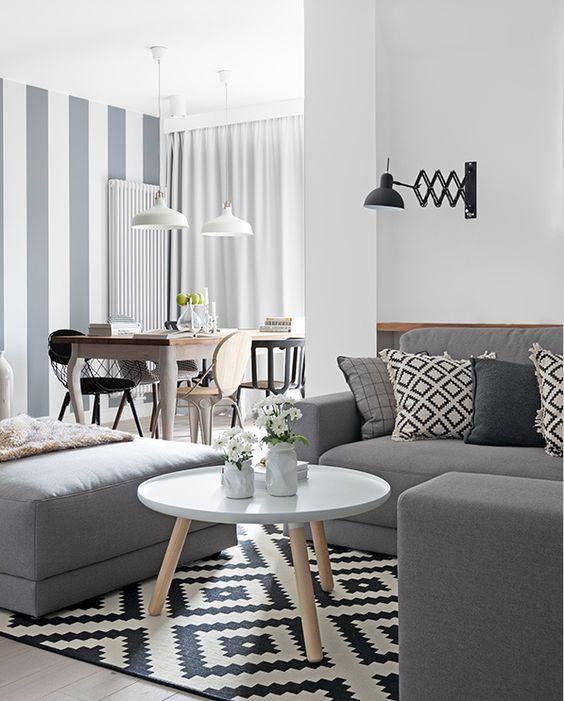 Decoracion de salas modernas y lujosas