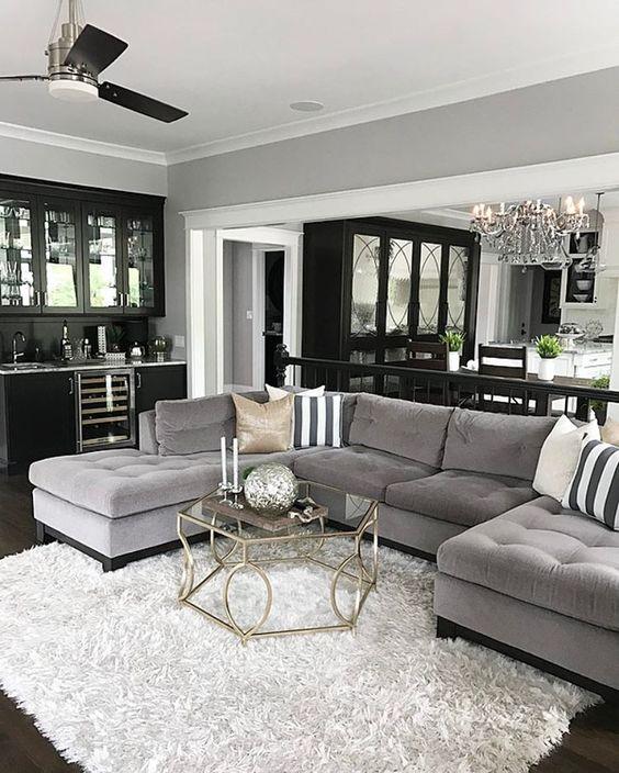 decoracion de salas modernas y lujosas (6)