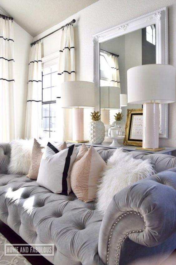 decoracion de salas modernas y lujosas (7)