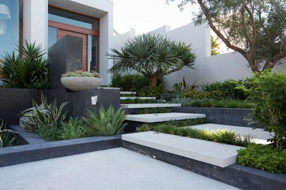 Diseño de caminos para la entrada de tu casa
