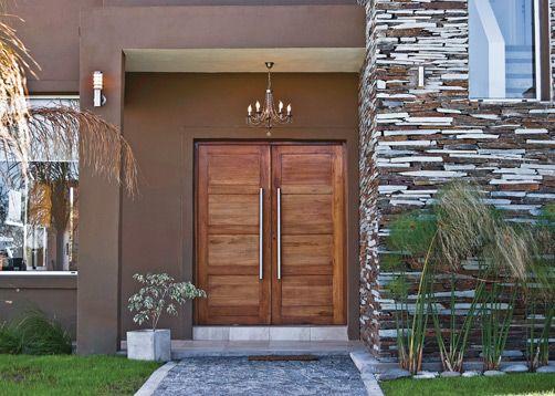 Diseno casas entradas preciosas modernas 10 decoracion - Entradas modernas decoracion ...