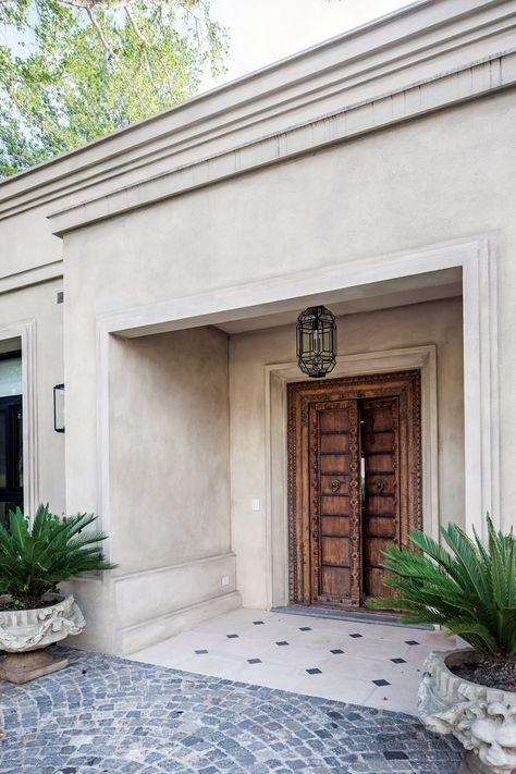 Diseno casas entradas preciosas modernas 12 como for Diseno de casas pequenas exteriores