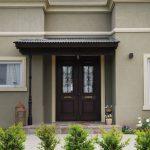 Diseño de casas con entradas preciosas y modernas