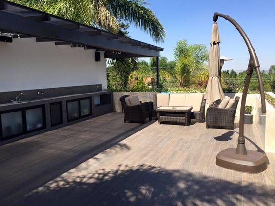 Disenos terrazas la azotea perfectas inspirarte 15 for Terrazas en azoteas pequenas
