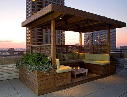 Disenos terrazas la azotea perfectas inspirarte 22 for Terrazas en azoteas pequenas
