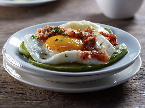 Ejemplos de desayunos nutritivos y deliciosos