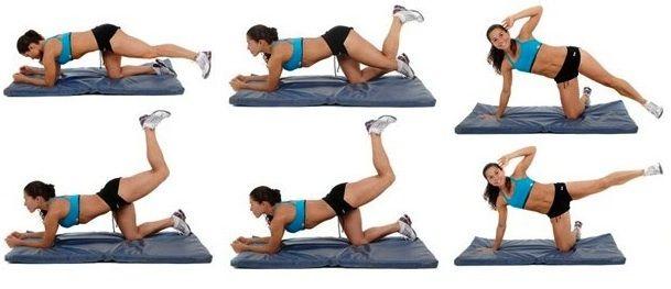 ejercicios para adelgazar piernas y cola