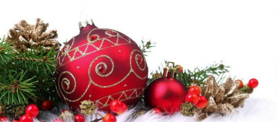 Esferas y mas decoraciones para tu arbol navideño 2017