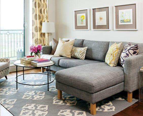 Ideas aprovechar al maximo una sala pequena 16 for Ideas economicas para decorar una casa pequena