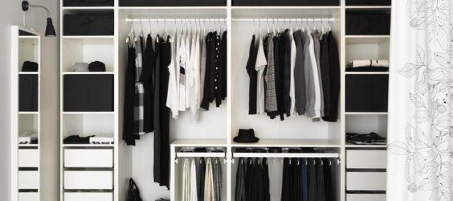 Ideas para armarios abiertos - Ideas para armarios empotrados ...