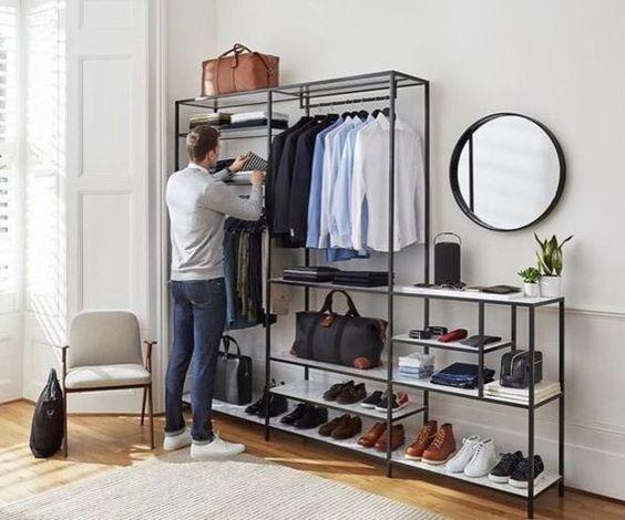 Como distribuir un armario interior armario a medida nia - Distribuir armario empotrado ...
