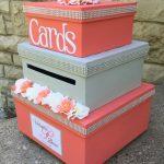 Ideas para bodas en color coral