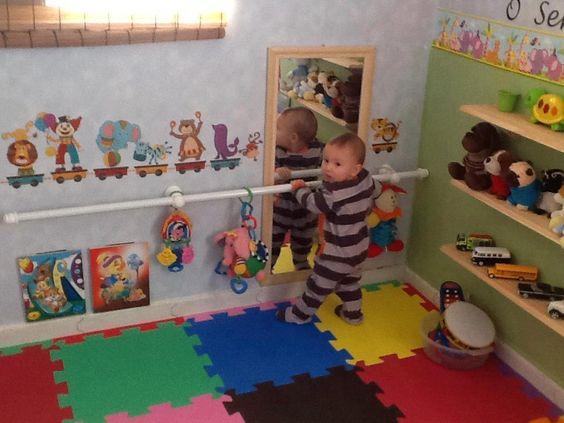 Ideas crear espacio infantil area juegos 13 decoracion - Juegos de organizar casas ...