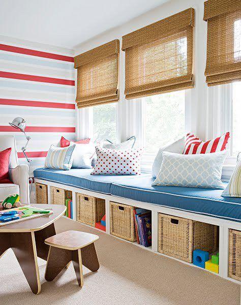 Ideas para crear un espacio infantil y área de juegos
