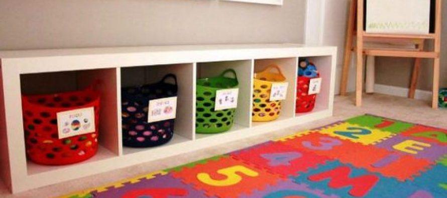 Ideas para crear un espacio infantil y area de juegos