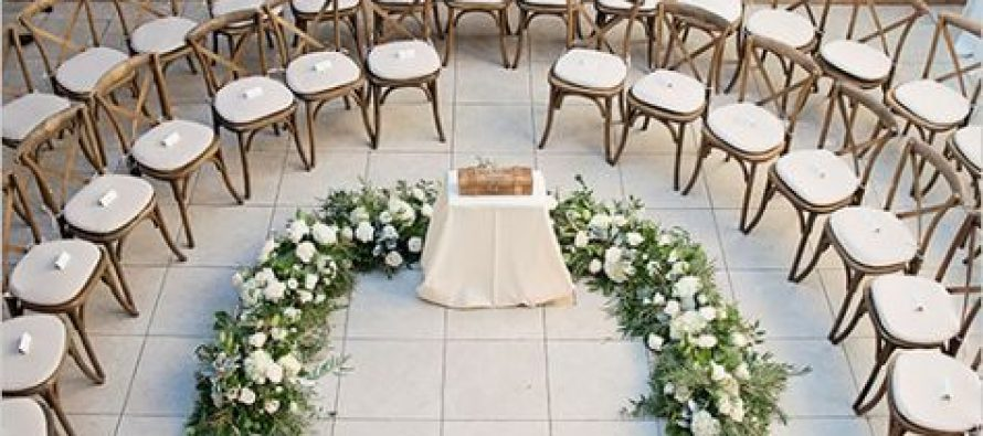 Ideas para decorar una boda civil - Como decorar una boda sencilla en casa ...