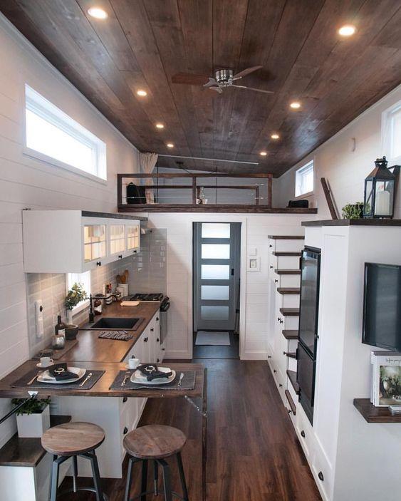 Ideas paradecorar casas pequeñas
