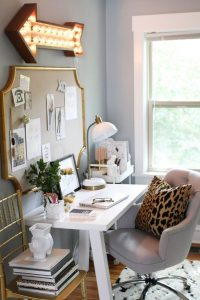 Ideas para decorar una oficina en casa