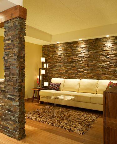 Ideas piedra decorar las paredes casa 20 decoracion de for Piedras para decorar paredes
