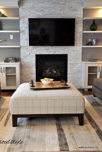 Ideas con piedra para decorar las paredes de tu casa for Ver ideas para decorar una casa