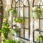 Ideas de como puedes decorar las paredes de tu patio