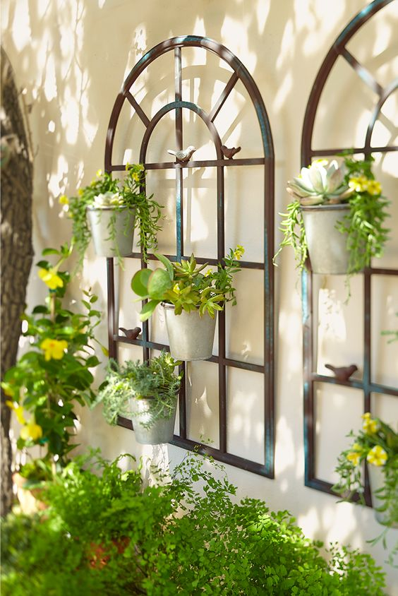 Ideas puedes decorar las paredes patio 13 for Decorar paredes patio exterior