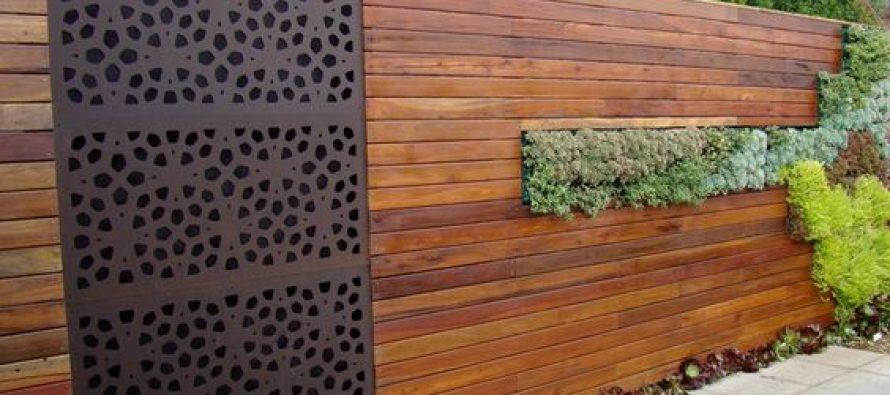 Ideas de como puedes decorar las paredes de tu patio - Como decorar tu patio ...