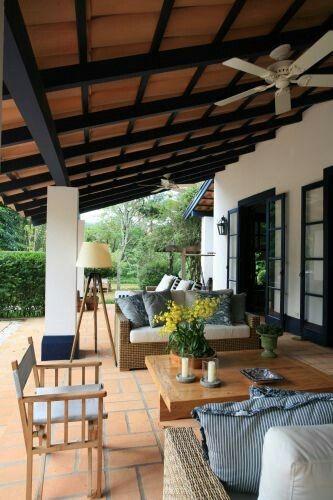 Ideas de techos para una terraza con estilo - Ideas para techos ...