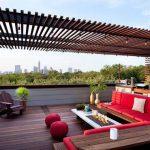 Ideas de techos para una terraza con estilo
