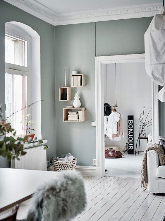 Propuestas originales para pintar las paredes de tu casa - Pintar las paredes de casa ...
