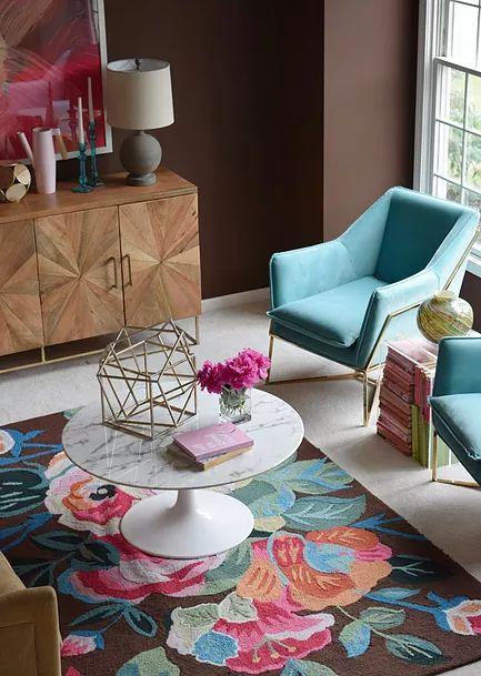Salas modernas querras 10 decoracion de interiores for Organizar una sala de estar