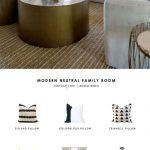 Salas modernas que querrás tener