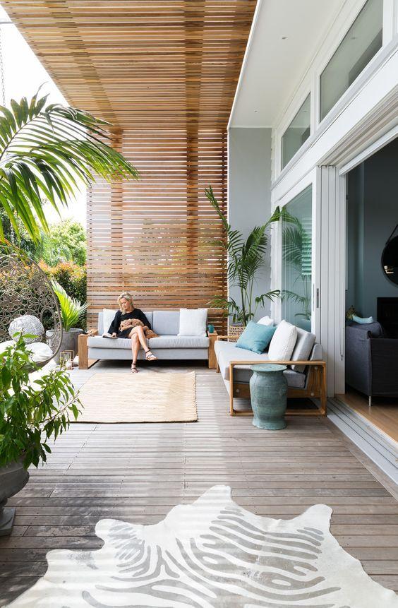 Terrazas patios modernos 26 ideas debes ver cuanto 10 for Terrazas 2018 decoracion
